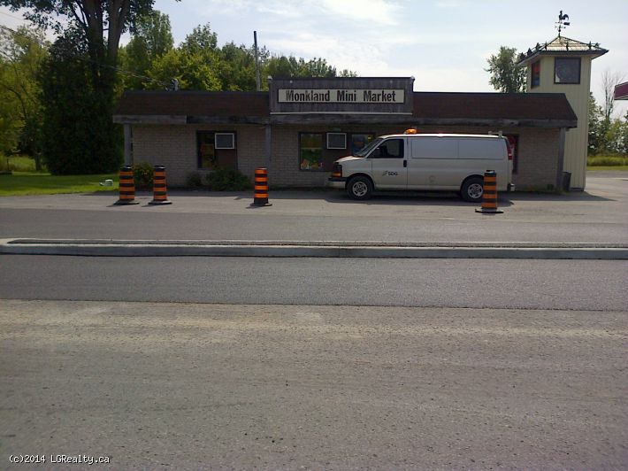 Monkland Mini Mart Business and Property For Sale